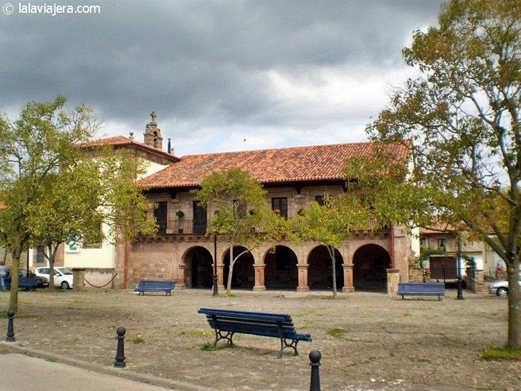 Palacio de Ygareda, en Carrejo