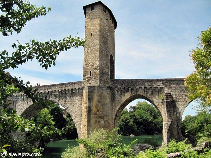 Le Pont Vieux de Orthez, Francia