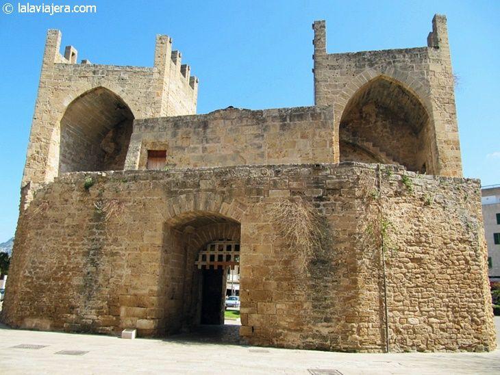 Puerta del Moll o Xara, Alcudia