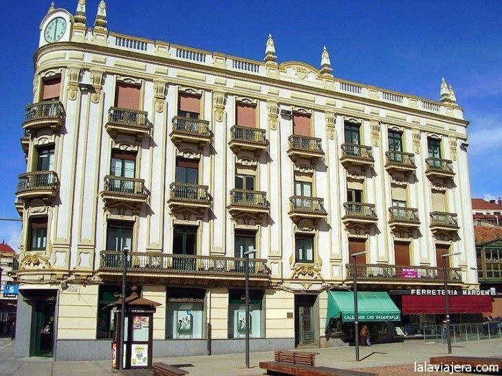 Ruta Europea del Modernismo en Zamora