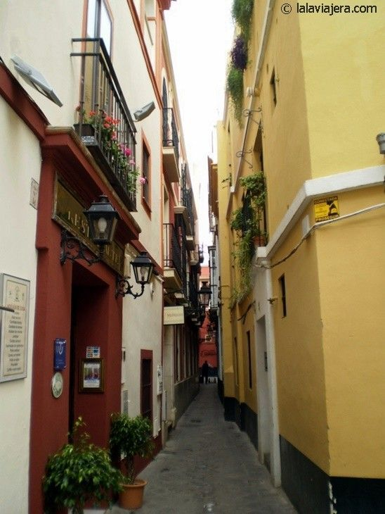 Barrio de Santa Cruz, la antigua judería de Sevilla