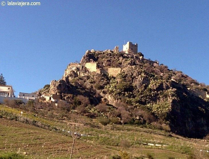 Castillo de Zahara de la Sierra