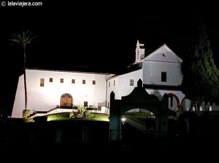 Convento de los Capuchinos, sede del Museo de la Piel de Ubrique