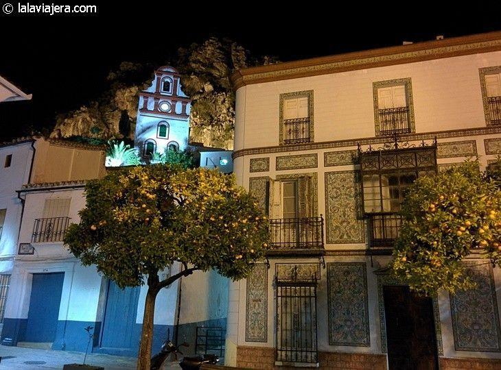 Ermita de San Antonio, en Ubrique
