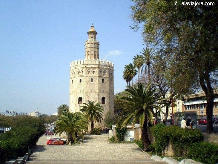 Torre del Oro, sede del Museo Naval de Sevilla