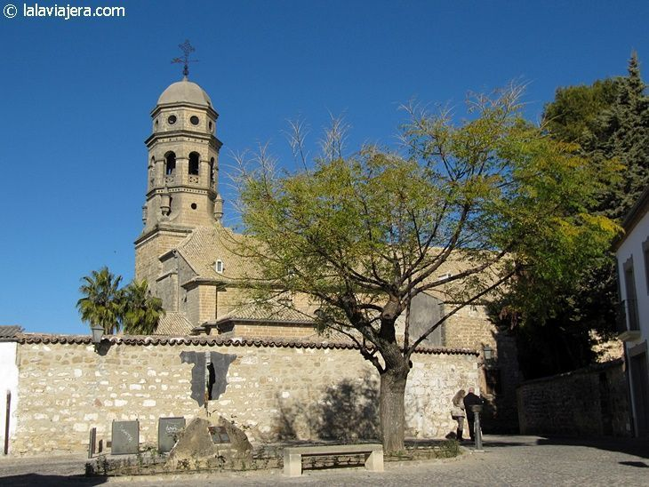 Catedral de Baeza, Ciudad Patrimonio de la Humanidad en Jaén