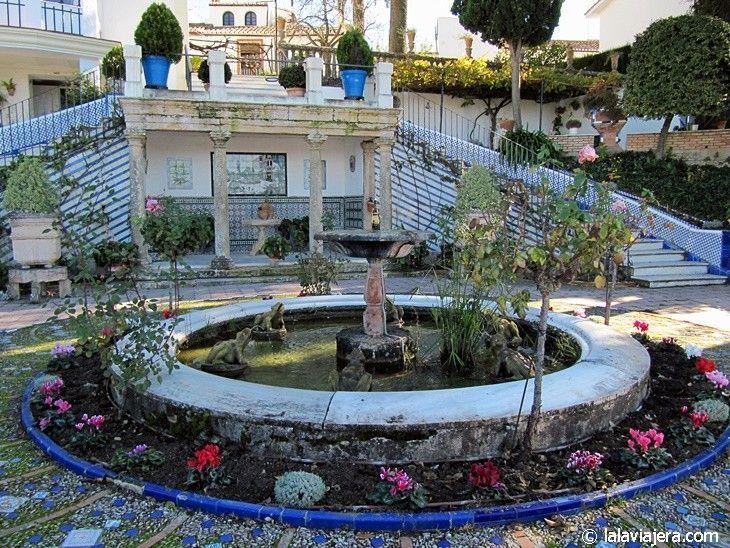 Jardines de la Casa de Don Bosco, Ronda