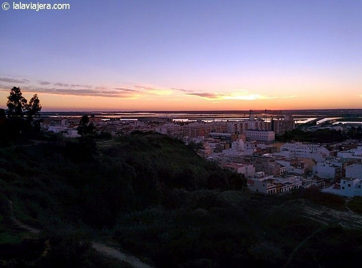 Parque Natural de las Marismas del Odiel, Huelva