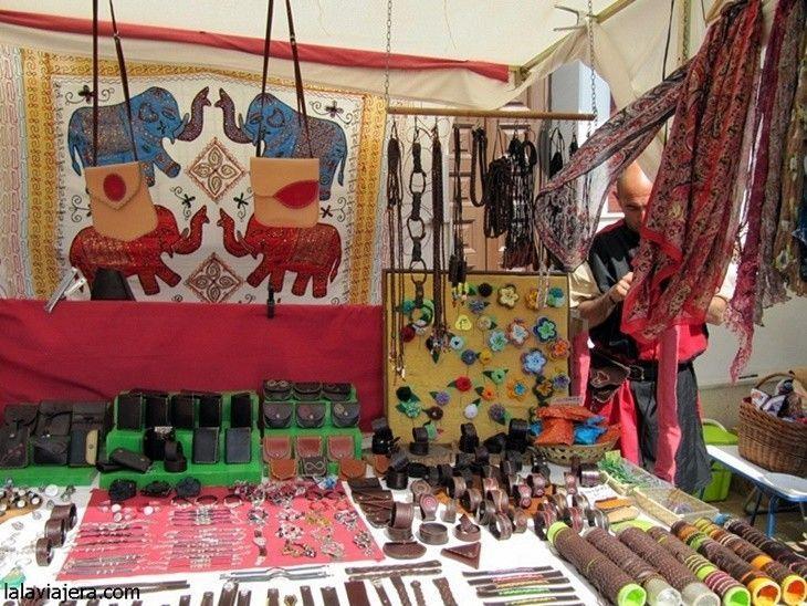 Mercado Medieval del Descubrimiento, en Palos de la Frontera