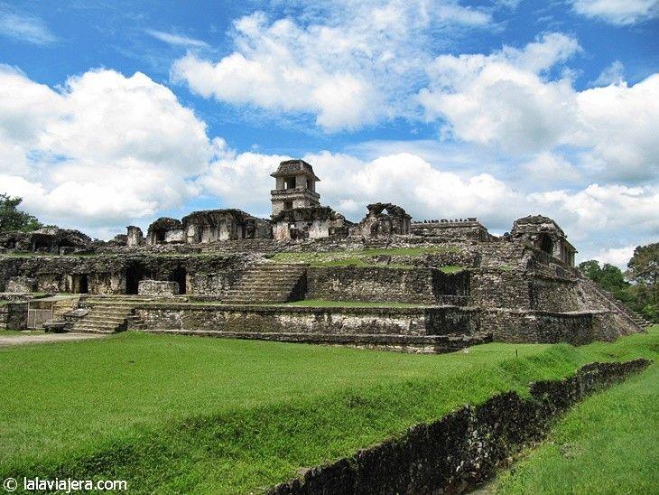 Ruta Maya en México: Palenque, Patrimonio de la Humanidad