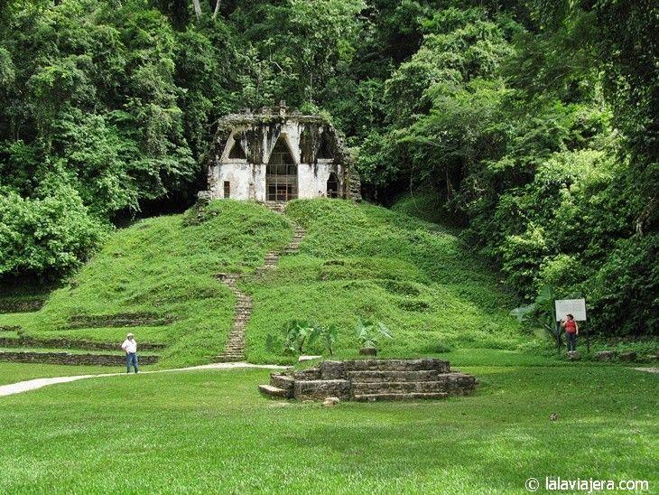 Templo de la Cruz Foliada, Palenque