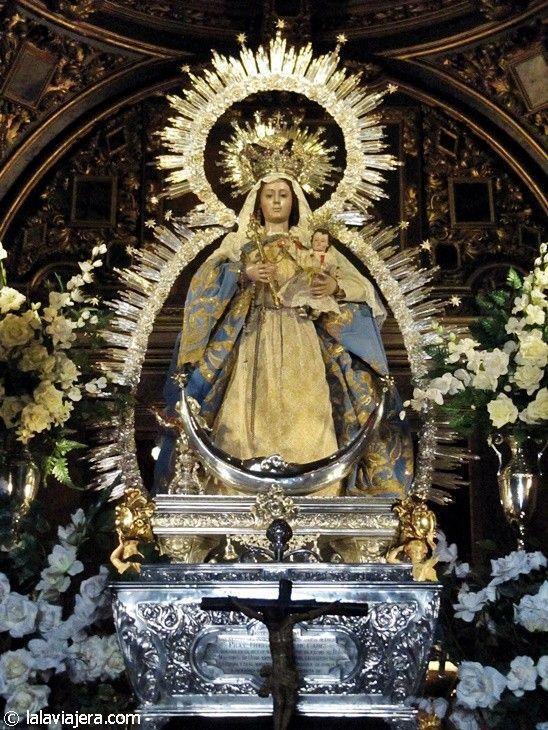 Virgen de Nuestra Señora de la Paz, patrona de Ronda