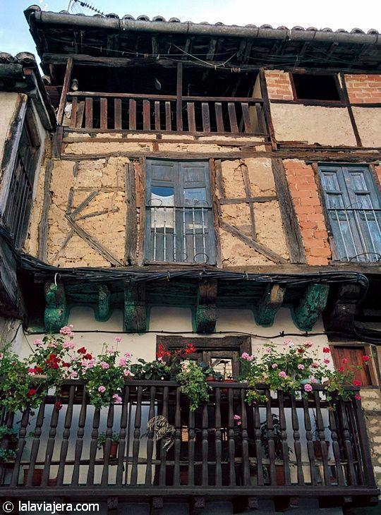 Arquitectura popular de la comaca de La Vera