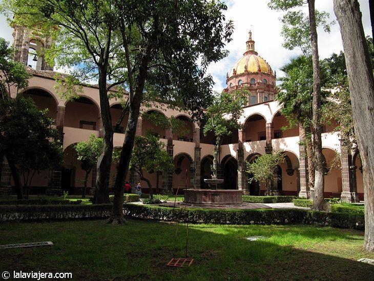 """Centro Cultural Ignacio Ramírez """"El Nigromante"""", San Miguel de Allende"""