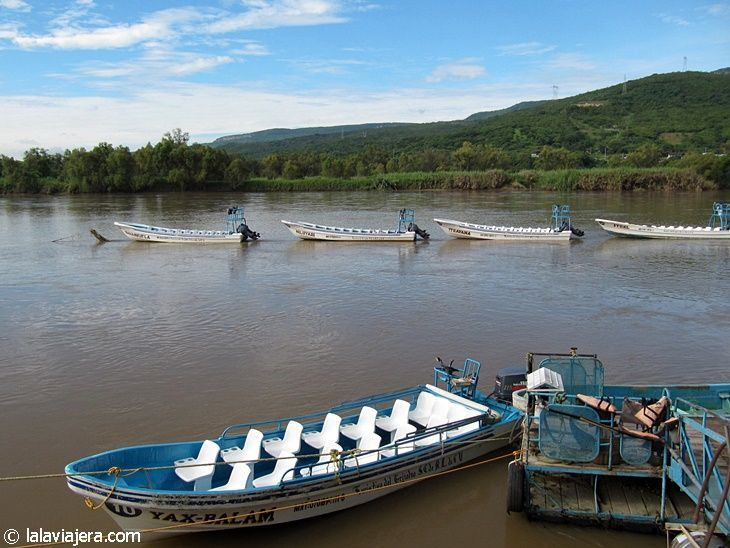 Embarcadero de Chiapa de Corzo