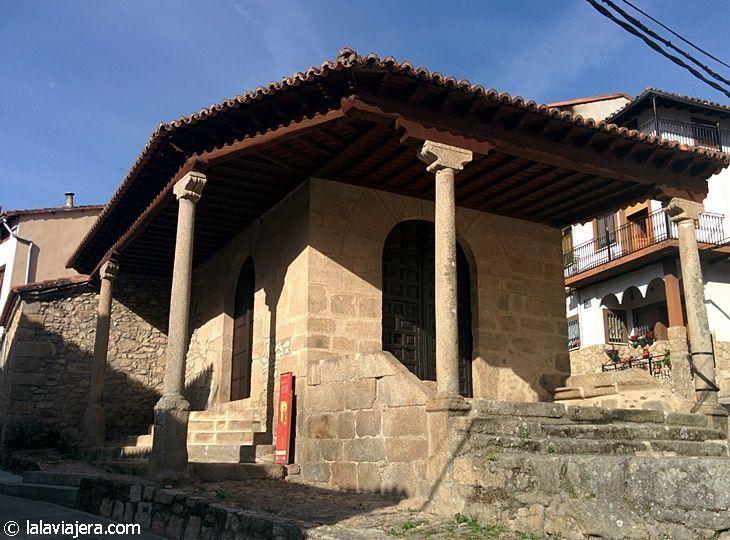 Ermita del Cristo del Humilladero, Garganta la Olla