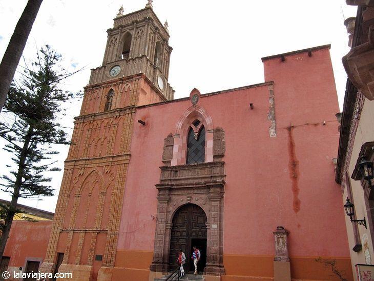 Templo de San Rafael, San Miguel de Allende