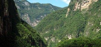 Excursión por el cañón del Sumidero