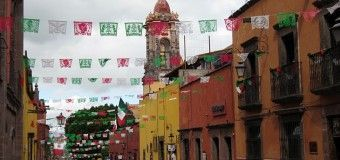 San Miguel de Allende, belleza colonial