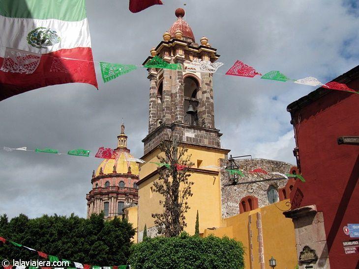 Templo de las Monjas, San Miguel de Allende