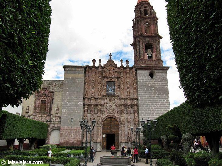 Templo de San Francisco, San Miguel de Allende
