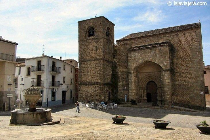 Iglesia de San Nicolás, Plasencia