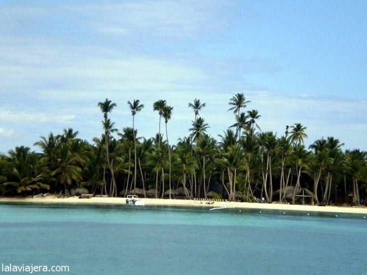 Isla Saona, un paraíso caribeño