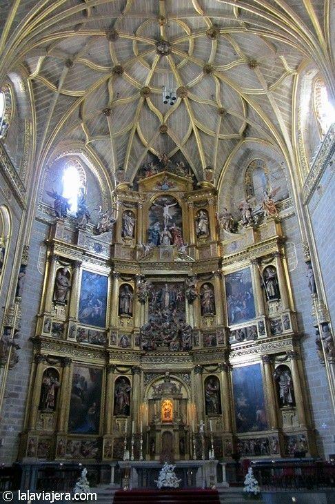 Retablo de la Catedral Nueva de Plasencia
