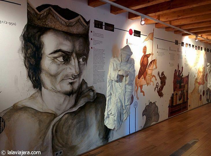 Exposición en el Palacio del Conde Luna, León