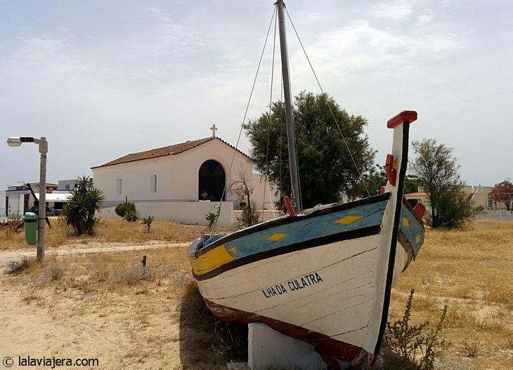Iglesia de Culatra, Algarve