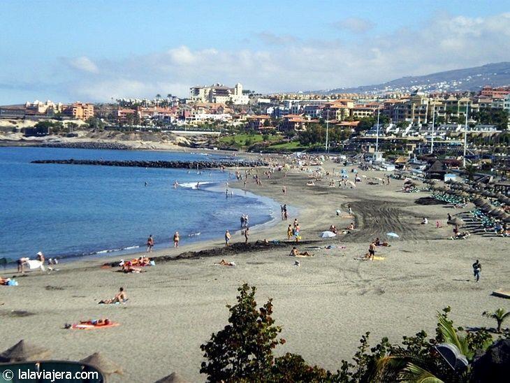 Las mejores playas de Tenerife: Torviscas (Costa Adeje)