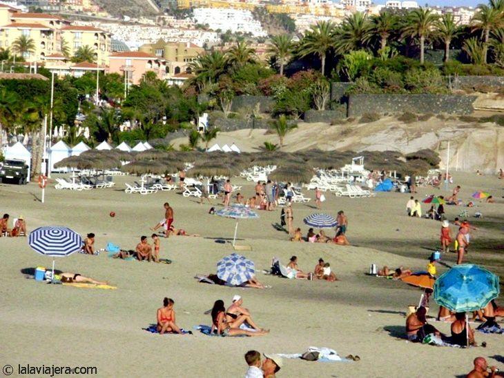 Las mejores playas de Tenerife: Playa del Duque