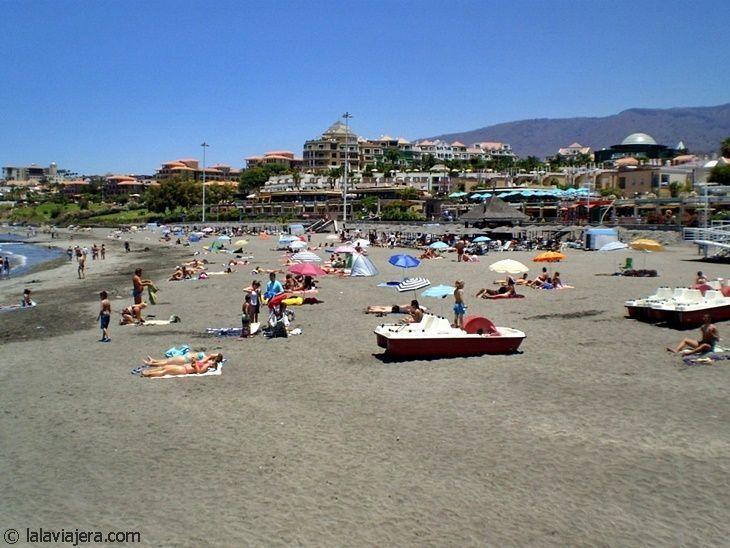 Las mejores playas de Tenerife: Fañabé (Costa Adeje)