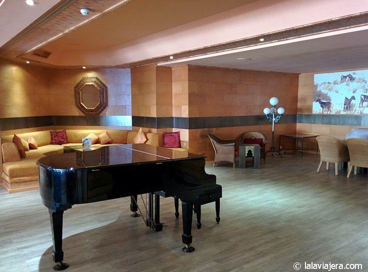 Tartesos Piano Bar (hotel Iberostar Marbella Coral Beach)
