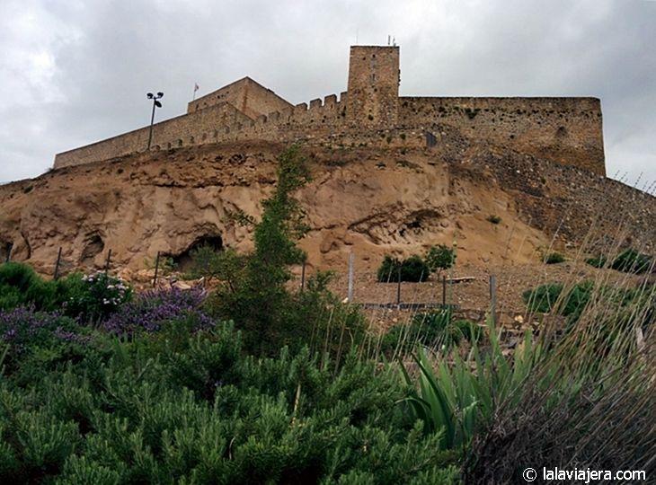 Ruta de Castillos y Batallas de Jaén: Castillo de Alcaudete