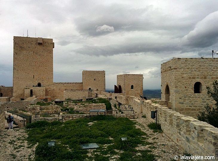 Ruta Castillos y Batallas de Jaén: Castillo de Santa Catalina