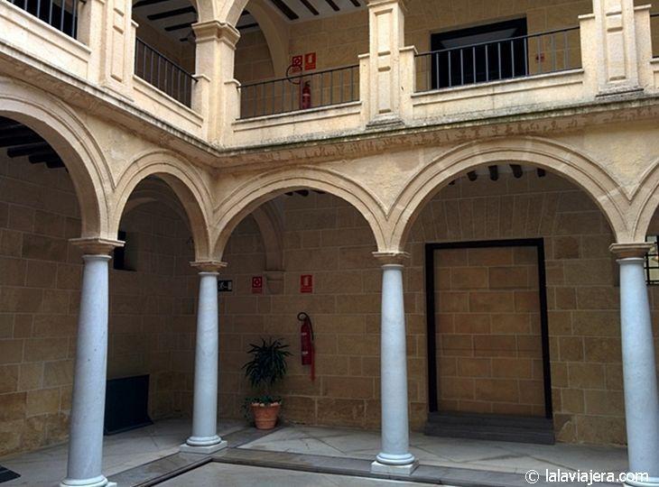 Palacio Abacial de Alcalá la Real, Jaén