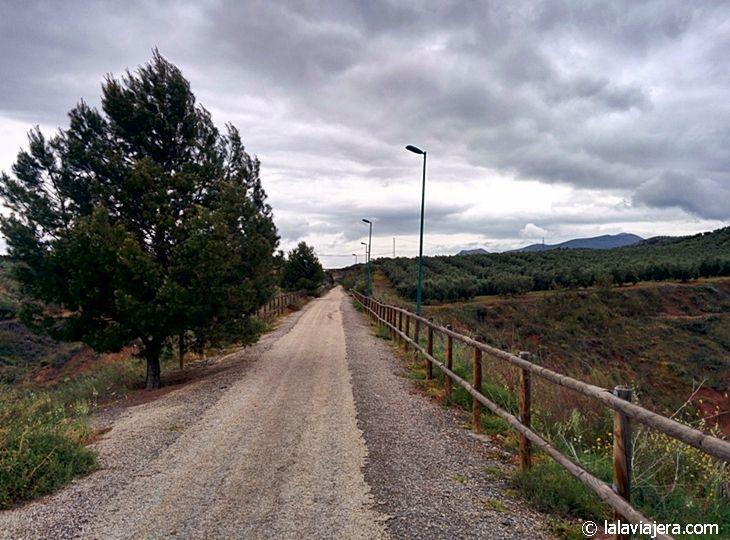 Ruta Castillos y Batallas de Jaén: Vía Verde del Aceite