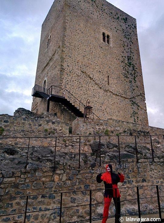Torre del Homenaje del Castillo de Alcaudete, Jaén