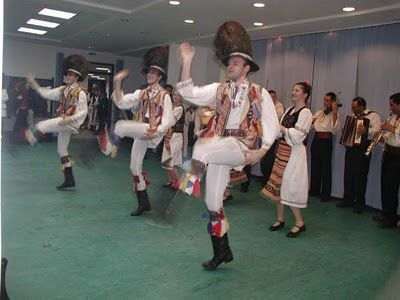 Folclore Rumano