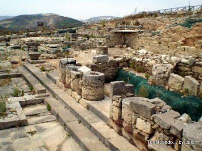 agora romana segesta, sicilia