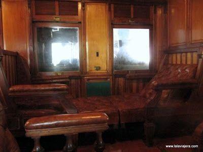 Vagon Maharajah, Museo Minero Riotinto, Huelva
