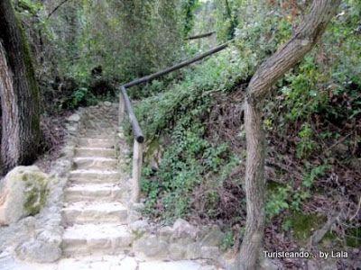 parque natural oromana