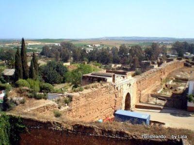 murallas y Castillo de Niebla, Huelva