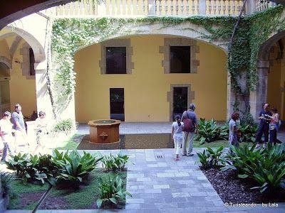 Palau Lloctinent, Museo Historia Barcelona