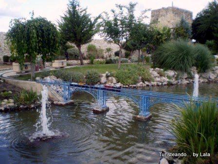5 museos originales de castilla y leon for Jardines olmedo