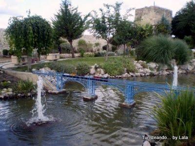 parque tematico del mudejar, Olmedo