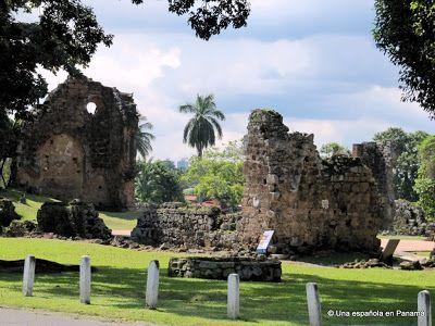 Ruinas Panama La Vieja