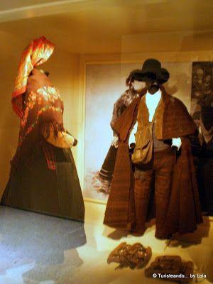 museo indumentaria, la baneza