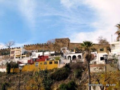 cerro del castillo, alcala de guadaira